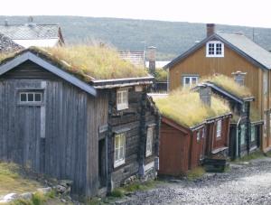 Bergarbeiterhütten